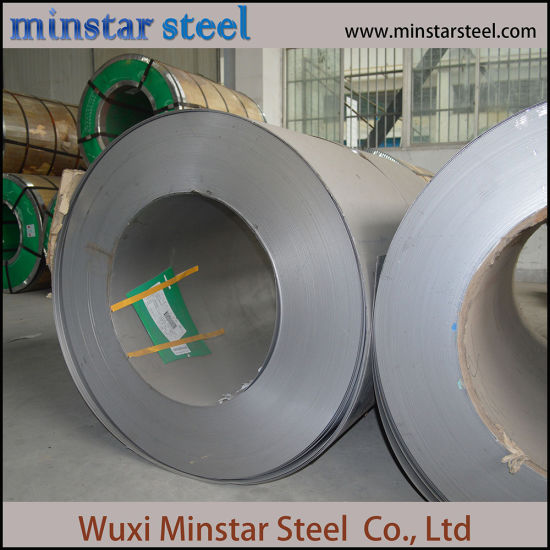 Prime Material 316L Stainless Steel Coil 316 in Abundant Stock