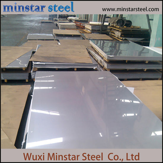Further Processing 0.8mm Thick Stainless Steel Sheet 2507 2205 Duplex
