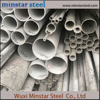 Supply Popular Stainless Steel Pipe Seamless Tube Made in China