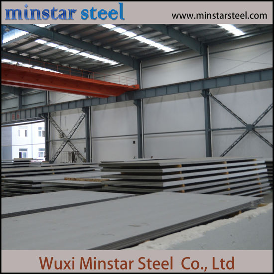 Duplex Stainless Steel Sheet 10mm Thick Steel Plate