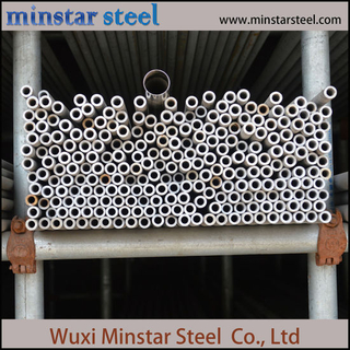 Grade 304 Stainless Steel Pipe for Liquid Transportation