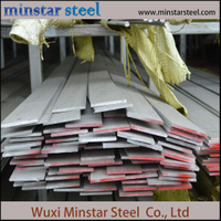 ASTM A276 304 Hot Rolled Stainless Steel Flat Bar for Machining