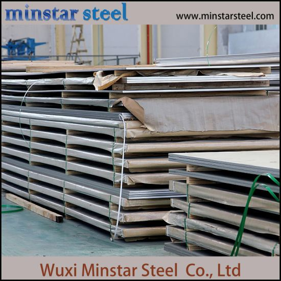 5mm Thick 2205 No. 1 Finish Duplex Stainless Steel Sheet
