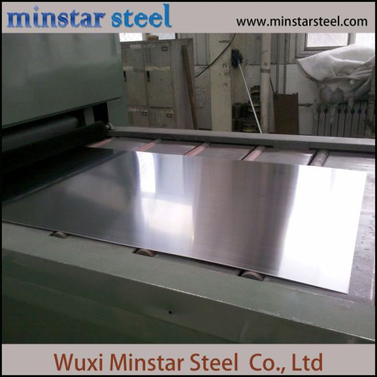 5.4mm Thick 5 Gauge Stainless Steel Sheet 304 304L for Oil Equipment