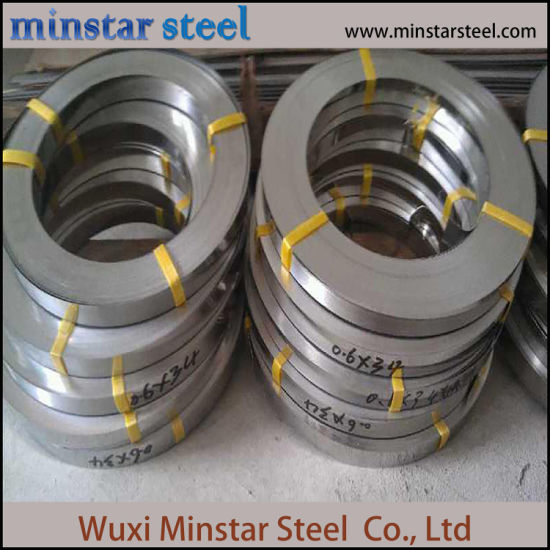 Cold Rolled ASTM TP301 Stainless Steel Strip 301