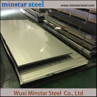 Stron Acid Resistance 201 Stainless Steel Sheets 2b Ba Finish
