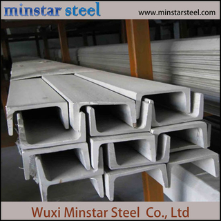 Stainless Steel Channel 201 304 316 U Channel Structal Steel on Sale