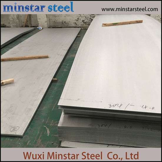 Thickness 3mm 5mm 8mm Hot Rolled Stainless Steel Plate 304 Stainless Steel Sheet 304L