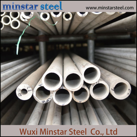 Manufacturer High Quality 321 Stainless Steel Round Pipe Stainless Steel Round Tube