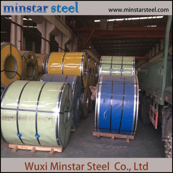 SA240 Grade 304 Austenitic Stainless Steel Sheet 0.3mm Thickness