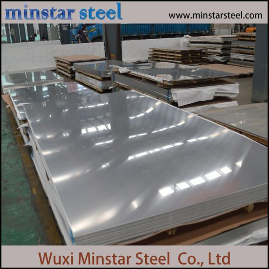Cold Rolled 316 316L Stainless Steel Sheet 1800mm Width