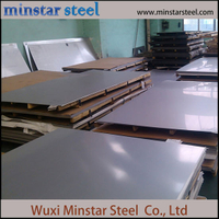 Duplex 2207 Stainless Steel Plate with ISO Certification