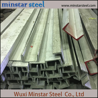 304 High Strength Stainless Steel Channel Bar U channel