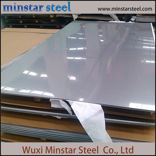 Duplex 2205 Stainless Steel Sheet Mirror Finished