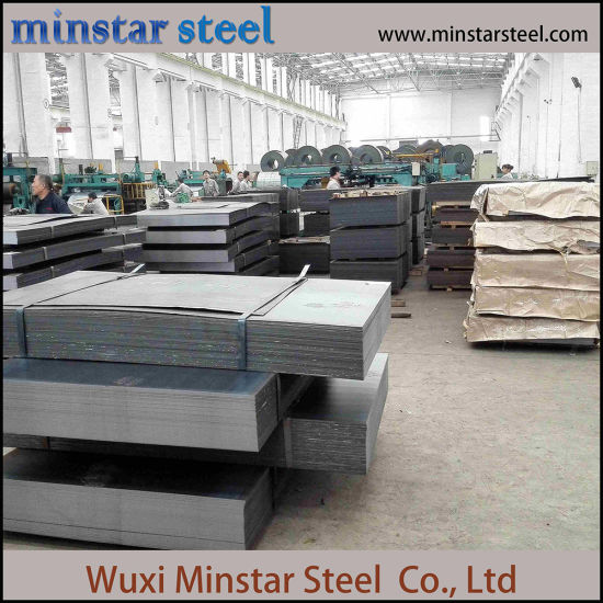 Q345R Boiler Steel Plate in Stock