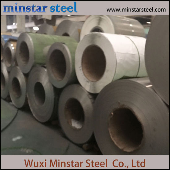 420 410 430 409 Stainless Steel Coil 0.5mm Cold Rolled Inox Coil
