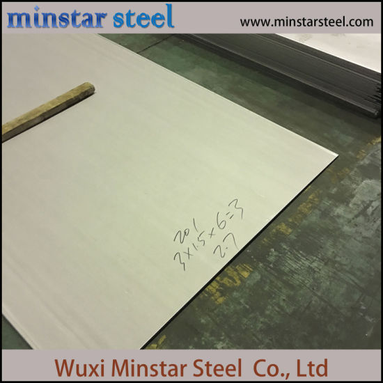 Hot Sale Lisco Super Austenitic Stainless Steel Sheet 904L 317L Stainless Steel Plate Price