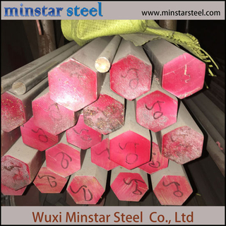 Mainly Specialized Stainless Steel Bar 304 316 309S 310S Hex Steel Bar