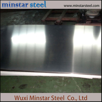 400 Series 6K BA Finish Martensitic Stainless Steel Sheet 430 Grade