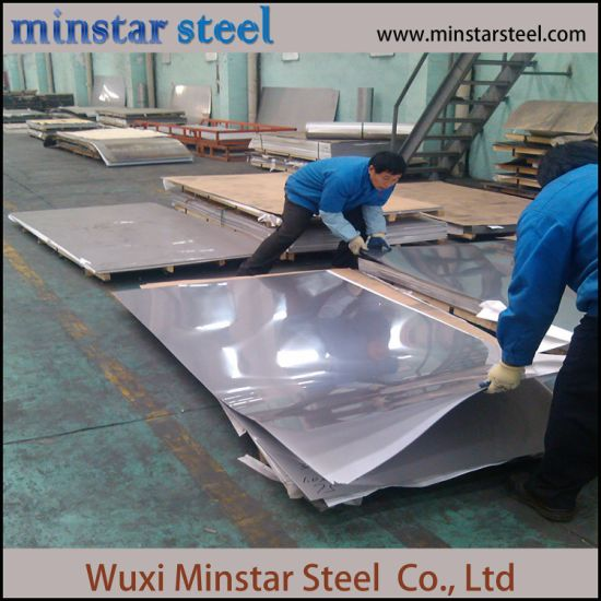 201 202 4X8 Cold Rolled Stainless Steel Plate 1mm 2mm 3mm Thickness