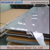 Satin Finish 201 Austenite Stainless Steel Sheet 0.3mm to 3mm