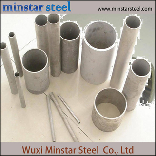 High Quality 304 grade Seamless Stainless Steel Pipe From China