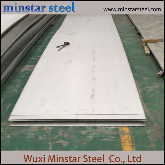 8mm Thick Hot Rolled Martensite Stainless Steel Plate 1Cr13 2Cr13 3Cr13