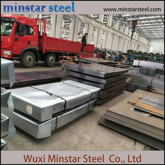 Carbon Steel Plate Price SS400 S235jr S275 A36