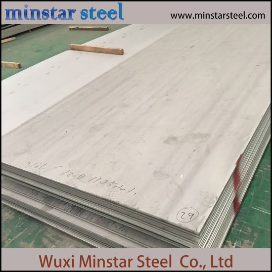 430 420j1 420j2 410 Hot Rolled Martensite Stainless Steel Plate 13mm Thick