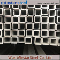 China Supplier! Square Pipe 304L Stainless Steel Seamless Pipe