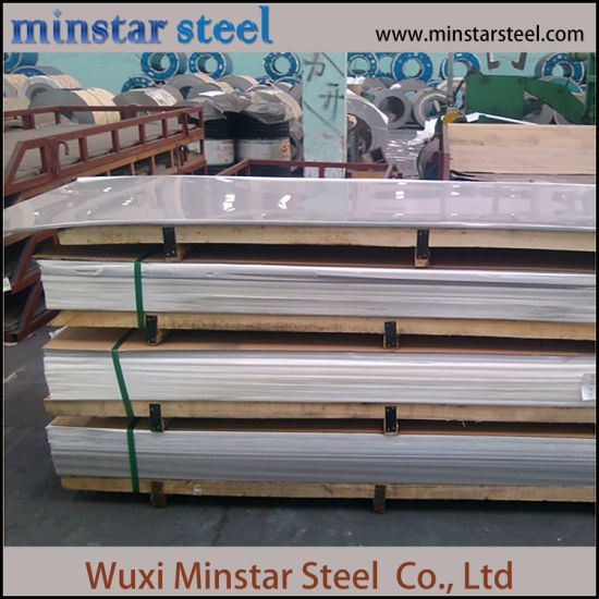 ASTM 304 304L Thickness 3.0mm Stainless Steel Sheet without Magnetic