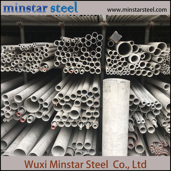 High Tensile Strength Flexible 201 304 316 Stainless Steel Pipe