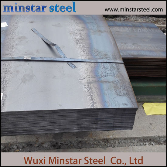 High Quality S355 Hot Rolled Carbon Steel Plate