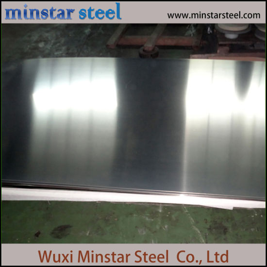 Cold Rolled BA Finish 4X8 Feet Stainless Steel Sheet Grade 201