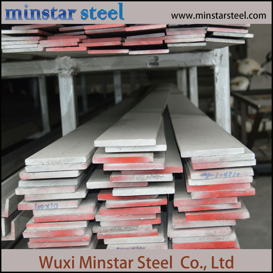 Mill Test Certificate AISI 304 316L Stainless Steel Flat Bar