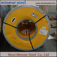Hot Rolled Stainless Steel Strip in Coil Grade 304 304L