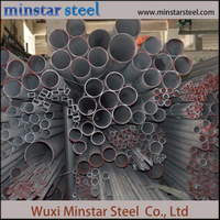 China Manufacture 201 Stainless Steel Pipe