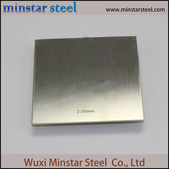 Duplex Stainless Steel Sheet 2205 Duplex Stainless Steel Plate