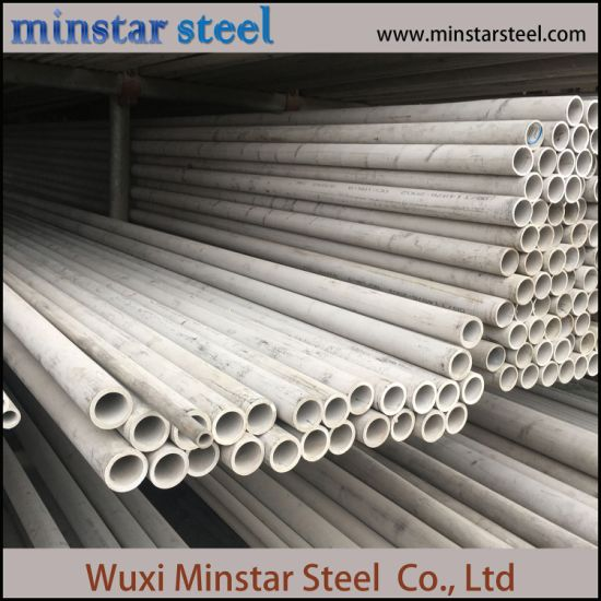 AISI 304 Stainless Steel Pipe Pressure Rating Schedule 80 Steel Pipe