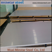 304 High Chromium 13 Gauge Stainless Steel Sheet 2.28mm Thickness