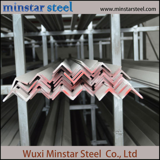 Steel AISI 201 304 316 Stainless Steel Angle Bar