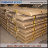Cold Rolled Stainless Steel Plate 201 Grade 2b Finish with Paper Interleaved