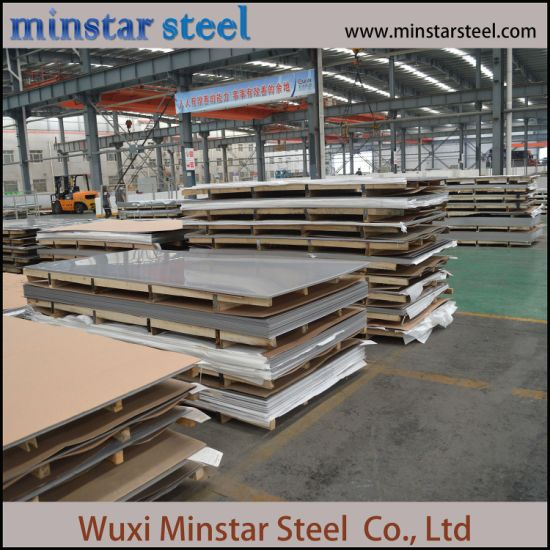 Cold Rolled 2.5mm Thick Stainless Steel Sheet Inox ASTM A240 316 316L