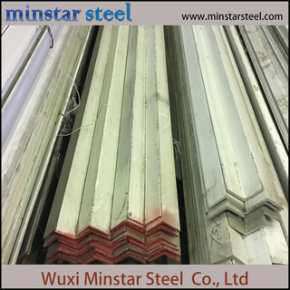 The Chemical Composition of 316 316L Stainless Steel Angle Bar Specification