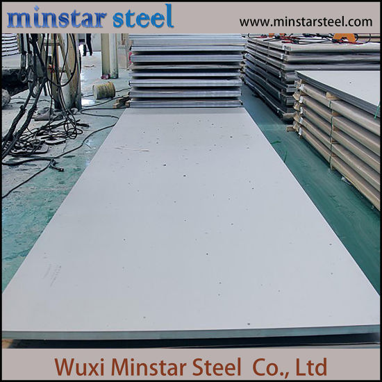Duplex 2205 Stainless Steel Plate