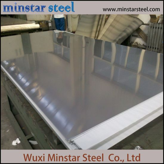 0.8mm Thickness 4ftx8ft 201 Stainless Steel Sheet