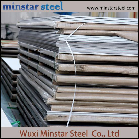 410 420J2 430 Grade 10mm Thick Hot Rolled Stainless Steel Plate for Industry