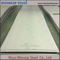 8mm 10mm Thick Grade 201 Stainless Steel Sheet for Construction